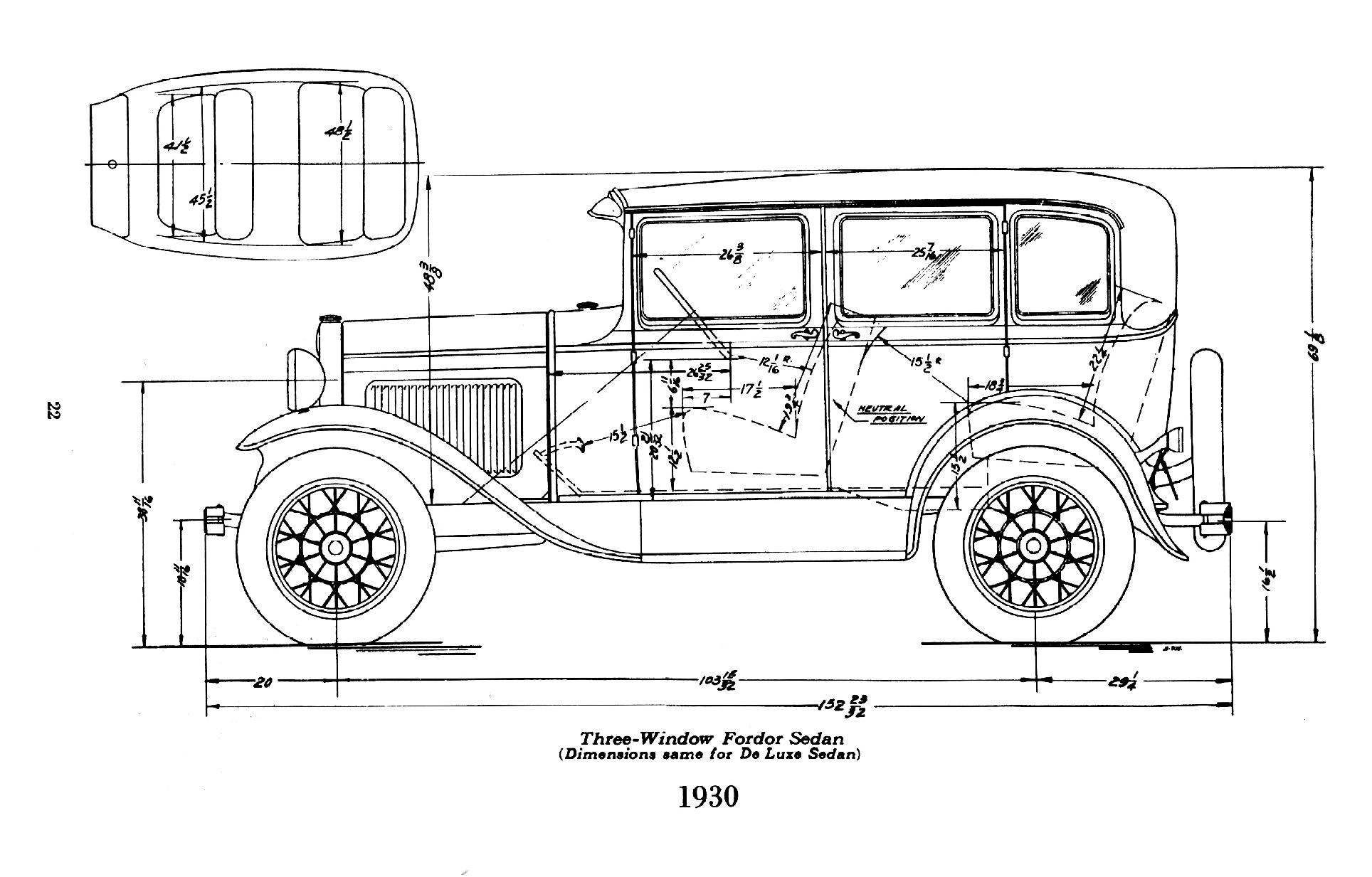 30-31 Ford Coupe Complete Floor